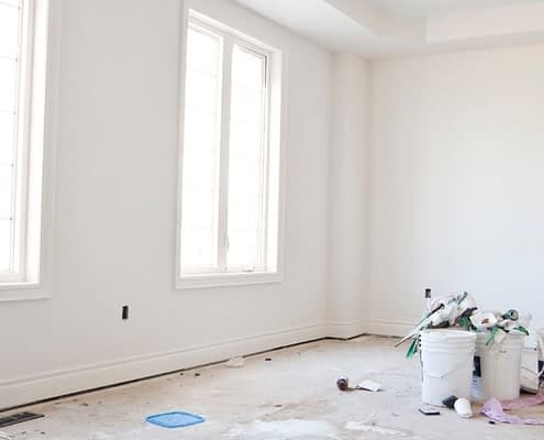 #1 FAQ in home renovation - Move out or live through it